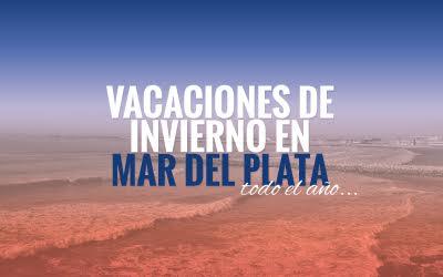 Vacaciones de Invierno 2016 en Mar del Plata