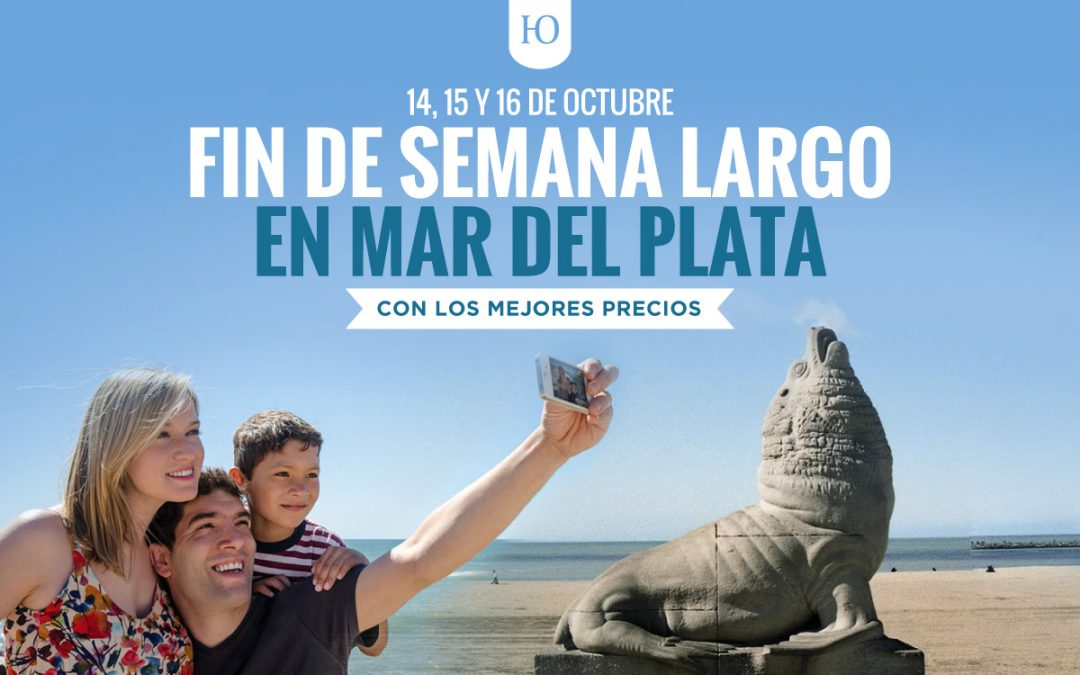 Fin de Semana Largo en Mar del Plata